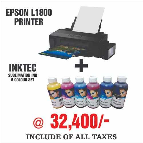 Multi Function Inkjet Color Printer