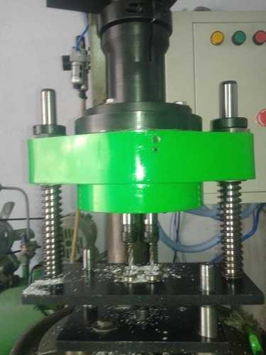 Multi Spindle Tapping And Drilling Heads