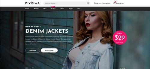 Online Stores Service
