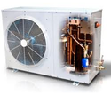 Outdoor Refrigeration Unit