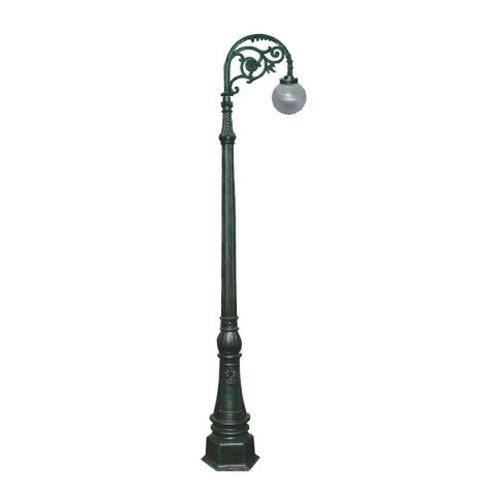 Outdoor Street Lighting Poles