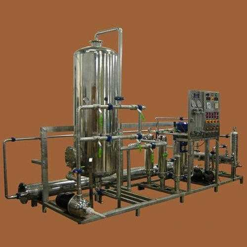 Packaged Water Drinking Plant