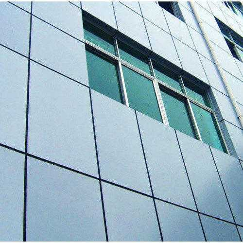 Panel Cladding Aluminium