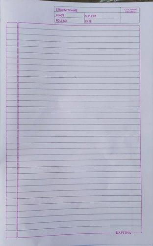 Paper Lamination Sheet