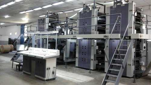 Paper Roll Offset Printers