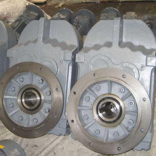 Parallel Shaft Gear Motors