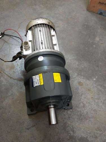 Parallel Shaft Helical Geared Motors
