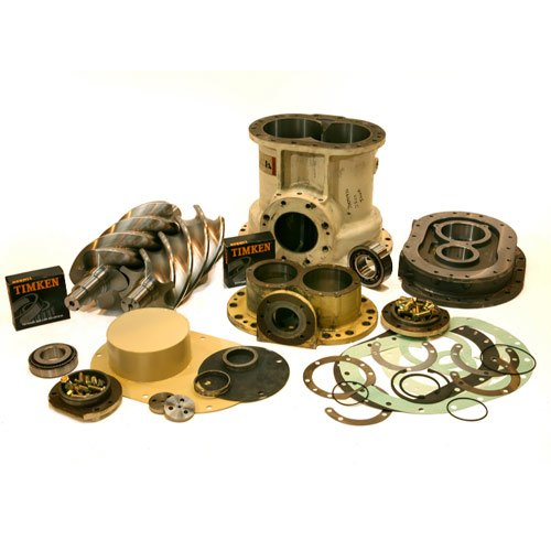 Parts For Screw Compressor