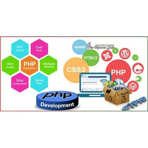 Php Applications Development Service