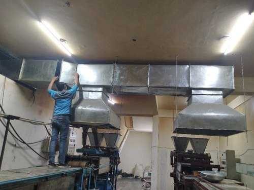 Pipeing Ducting