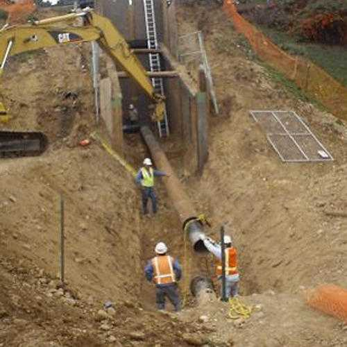 Pipelines Constructions