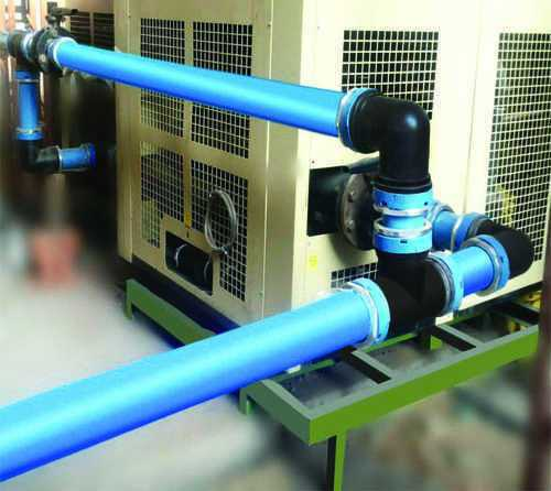 Piping For Compressed Air