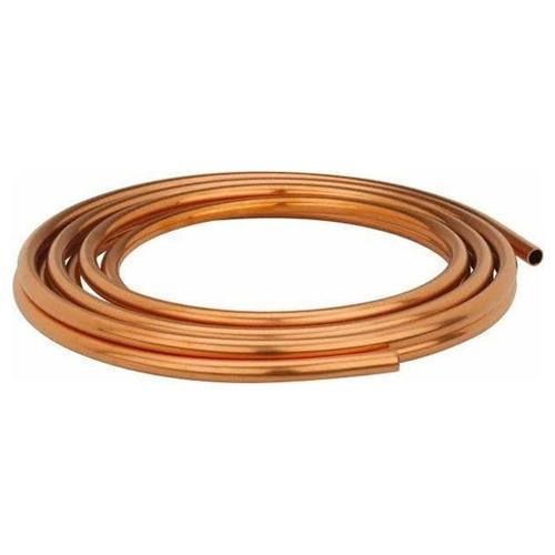 Plain Copper Tubes