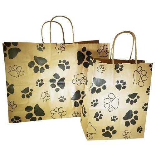 Plain Kraft Paper Bags