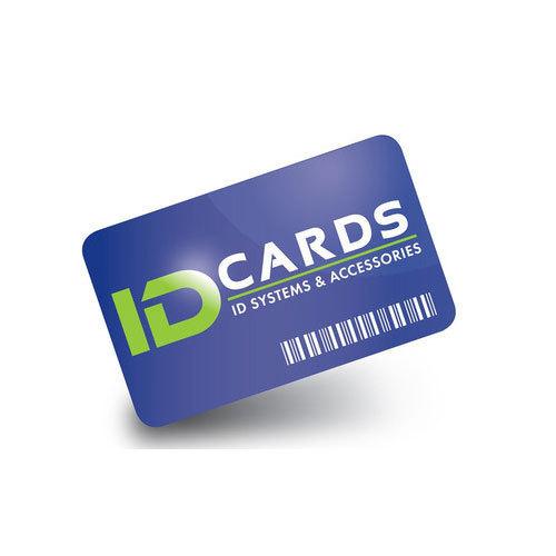 Plastic Identification Card