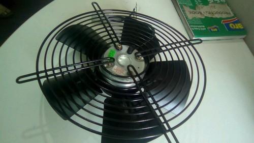 Plastic Motor Fan