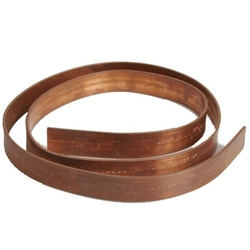 Plated Copper Strips