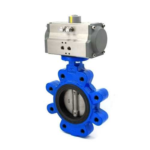 Pneumatic Actuator Valves