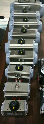 Pneumatic Actuator With Ball Valve