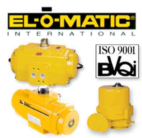 Pneumatic Rotary Valve Actuator