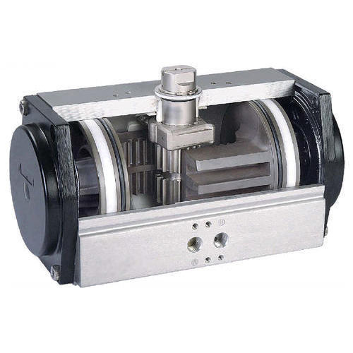 Pneumatic Valve And Actuator