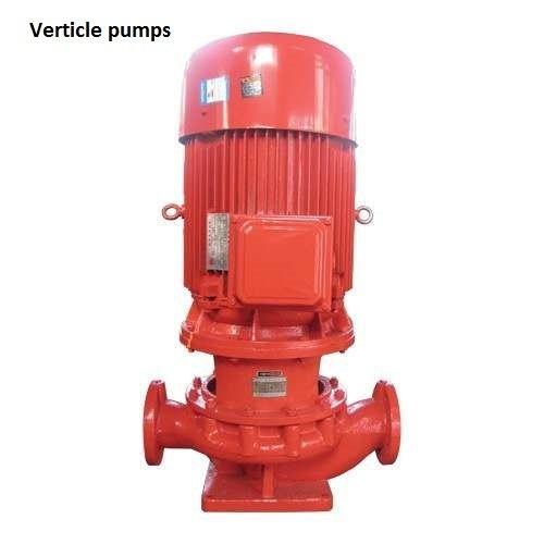 Polypropylene Vertical Pumps