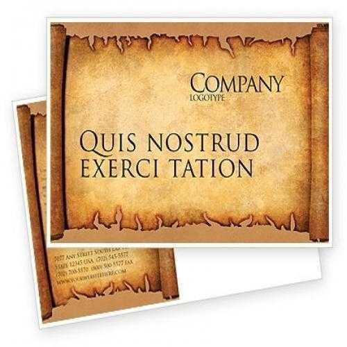 Postcards Printing Service