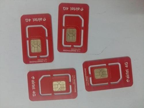 Postpaid Mobile Phone Sim Card