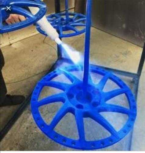 Powder Coating On Metals