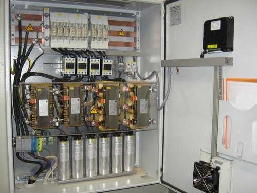 Power Factor Control Panel Automatic
