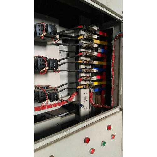 Power Factor Controller Panel