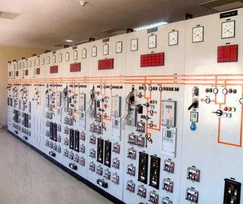 Power Plants And Equipment