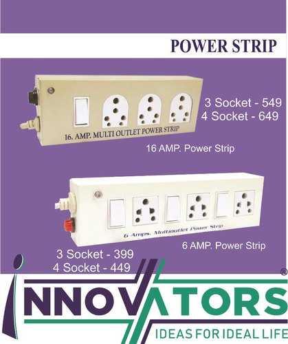 Power Strip Sockets