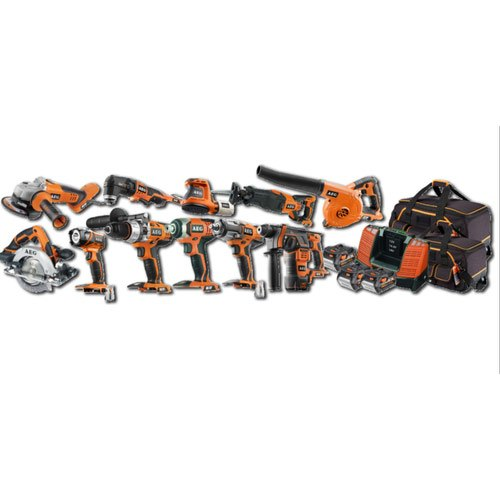 Power Tools And Abrasives