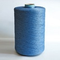 Textured synthetic filament yarn of polypropylene