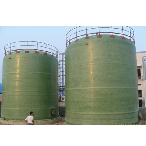 Pp Frp Chemical Storage Tanks