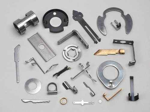 Precision Metal Press Components