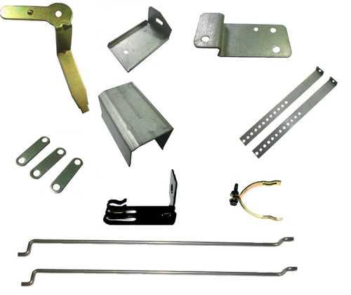 Press Parts And Sheet Metal Components