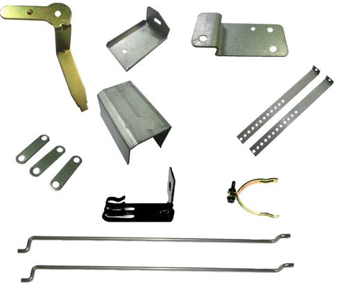 Press Sheet Metal Component