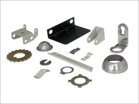 Pressed Components And Sheet Metal Parts