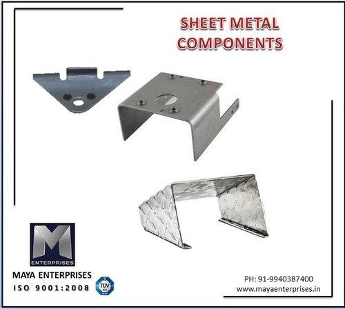 Pressed Metal Component