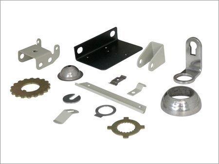 Pressed Metallic Components