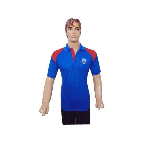 Printed Collar T Shirts