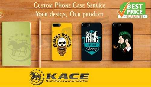 Printing Mobile Back Covers