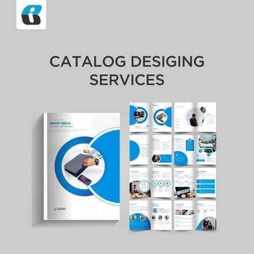 Product Catalogs Design Services