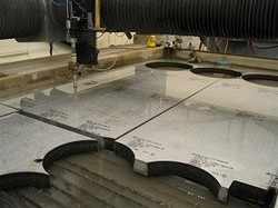 Profile Plate Cutting Services