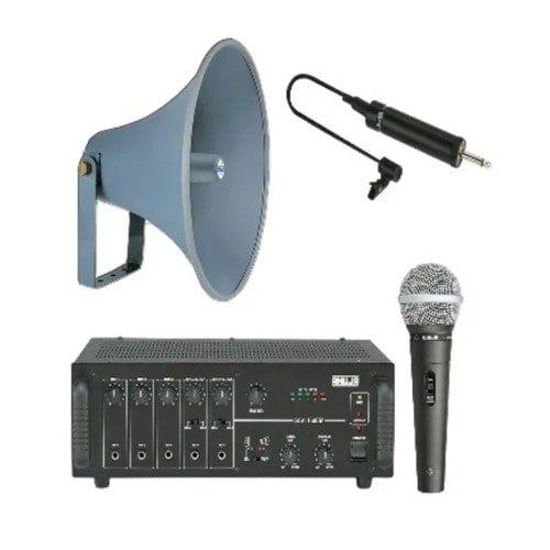 Public Addressing System