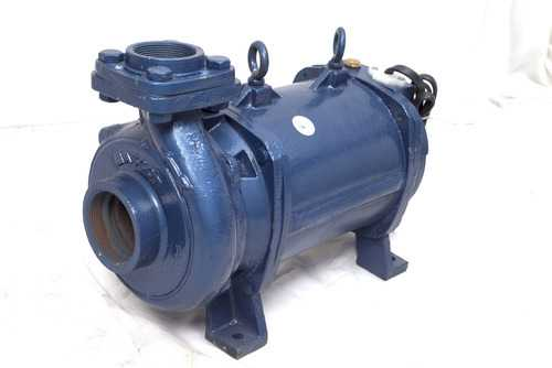 Pump Monoset
