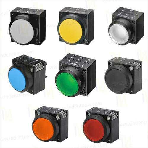 Push Button Actuators