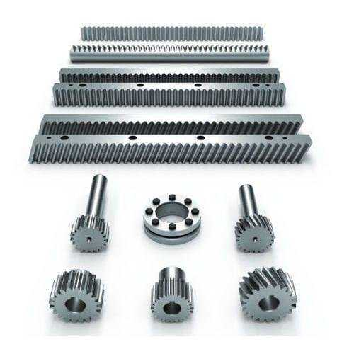 Rack Gear And Pinion